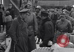 Image of 11th German Panzer Division surrender Neumark Czechoslovakia, 1945, second 25 stock footage video 65675037232