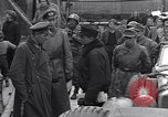 Image of 11th German Panzer Division surrender Neumark Czechoslovakia, 1945, second 26 stock footage video 65675037232