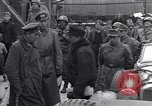 Image of 11th German Panzer Division surrender Neumark Czechoslovakia, 1945, second 27 stock footage video 65675037232