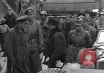 Image of 11th German Panzer Division surrender Neumark Czechoslovakia, 1945, second 28 stock footage video 65675037232