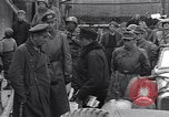 Image of 11th German Panzer Division surrender Neumark Czechoslovakia, 1945, second 29 stock footage video 65675037232