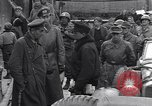 Image of 11th German Panzer Division surrender Neumark Czechoslovakia, 1945, second 31 stock footage video 65675037232