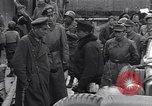 Image of 11th German Panzer Division surrender Neumark Czechoslovakia, 1945, second 33 stock footage video 65675037232