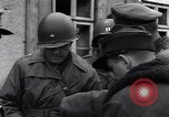 Image of 11th German Panzer Division surrender Neumark Czechoslovakia, 1945, second 35 stock footage video 65675037232