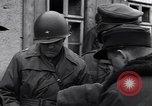 Image of 11th German Panzer Division surrender Neumark Czechoslovakia, 1945, second 36 stock footage video 65675037232