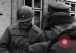 Image of 11th German Panzer Division surrender Neumark Czechoslovakia, 1945, second 37 stock footage video 65675037232