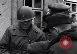 Image of 11th German Panzer Division surrender Neumark Czechoslovakia, 1945, second 38 stock footage video 65675037232