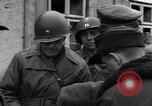 Image of 11th German Panzer Division surrender Neumark Czechoslovakia, 1945, second 39 stock footage video 65675037232