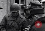 Image of 11th German Panzer Division surrender Neumark Czechoslovakia, 1945, second 40 stock footage video 65675037232