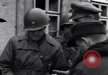 Image of 11th German Panzer Division surrender Neumark Czechoslovakia, 1945, second 41 stock footage video 65675037232