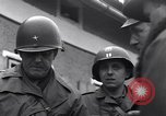 Image of 11th German Panzer Division surrender Neumark Czechoslovakia, 1945, second 43 stock footage video 65675037232