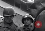 Image of 11th German Panzer Division surrender Neumark Czechoslovakia, 1945, second 45 stock footage video 65675037232