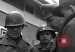 Image of 11th German Panzer Division surrender Neumark Czechoslovakia, 1945, second 46 stock footage video 65675037232