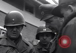 Image of 11th German Panzer Division surrender Neumark Czechoslovakia, 1945, second 47 stock footage video 65675037232
