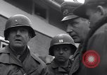 Image of 11th German Panzer Division surrender Neumark Czechoslovakia, 1945, second 48 stock footage video 65675037232