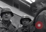 Image of 11th German Panzer Division surrender Neumark Czechoslovakia, 1945, second 50 stock footage video 65675037232