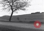 Image of German tanks and vehicles Neumark Czechoslovakia, 1945, second 9 stock footage video 65675037233