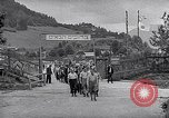 Image of Displaced persons camp Admont Austria, 1946, second 16 stock footage video 65675037241