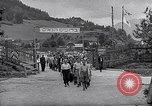 Image of Displaced persons camp Admont Austria, 1946, second 17 stock footage video 65675037241