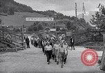 Image of Displaced persons camp Admont Austria, 1946, second 19 stock footage video 65675037241