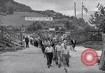 Image of Displaced persons camp Admont Austria, 1946, second 20 stock footage video 65675037241