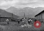 Image of Displaced persons camp Admont Austria, 1946, second 22 stock footage video 65675037241
