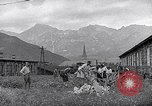 Image of Displaced persons camp Admont Austria, 1946, second 23 stock footage video 65675037241