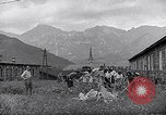 Image of Displaced persons camp Admont Austria, 1946, second 24 stock footage video 65675037241