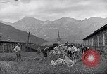 Image of Displaced persons camp Admont Austria, 1946, second 25 stock footage video 65675037241
