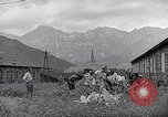Image of Displaced persons camp Admont Austria, 1946, second 27 stock footage video 65675037241