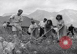 Image of Displaced persons camp Admont Austria, 1946, second 33 stock footage video 65675037241