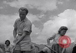 Image of Displaced persons camp Admont Austria, 1946, second 37 stock footage video 65675037241