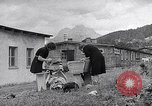 Image of Displaced persons camp Admont Austria, 1946, second 59 stock footage video 65675037241