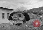 Image of Displaced persons camp Admont Austria, 1946, second 60 stock footage video 65675037241