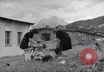 Image of Displaced persons camp Admont Austria, 1946, second 61 stock footage video 65675037241