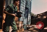 Image of 85th Engr Fire Fighters Team Lai Khe South Vietnam, 1968, second 38 stock footage video 65675037291
