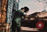 Image of 85th Engr Fire Fighters Team Lai Khe South Vietnam, 1968, second 39 stock footage video 65675037291