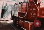 Image of 85th Engr Fire Fighters Team Lai Khe South Vietnam, 1968, second 50 stock footage video 65675037291