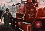 Image of 85th Engr Fire Fighters Team Lai Khe South Vietnam, 1968, second 52 stock footage video 65675037291