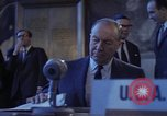 Image of William C Foster Director of the Arms Control and Disarmament Agency Geneva Switzerland, 1969, second 20 stock footage video 65675037575