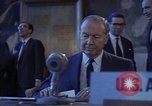 Image of William C Foster Director of the Arms Control and Disarmament Agency Geneva Switzerland, 1969, second 22 stock footage video 65675037575