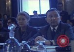 Image of William C Foster Director of the Arms Control and Disarmament Agency Geneva Switzerland, 1969, second 42 stock footage video 65675037575