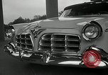 Image of Chrysler Corporation auto show United States USA, 1955, second 12 stock footage video 65675037651