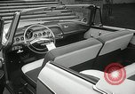 Image of Chrysler Corporation auto show United States USA, 1955, second 40 stock footage video 65675037651