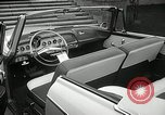 Image of Chrysler Corporation auto show United States USA, 1955, second 41 stock footage video 65675037651