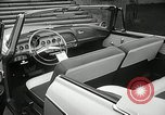 Image of Chrysler Corporation auto show United States USA, 1955, second 42 stock footage video 65675037651