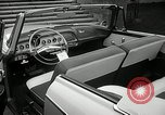 Image of Chrysler Corporation auto show United States USA, 1955, second 44 stock footage video 65675037651