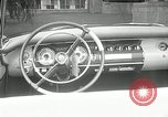 Image of Chrysler Corporation auto show United States USA, 1955, second 46 stock footage video 65675037651