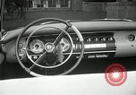 Image of Chrysler Corporation auto show United States USA, 1955, second 47 stock footage video 65675037651