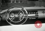 Image of Chrysler Corporation auto show United States USA, 1955, second 48 stock footage video 65675037651